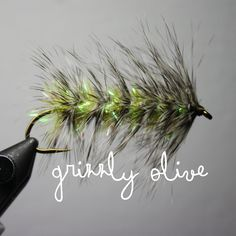 The Pyramid Lake Woolly Worm is an effective streamer for fly fishing on Pyramid…