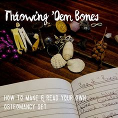 Throwing bones is an ancient form of divination. Learn about throwing bones and how to make and read your own osteomancy set here. Mayan Symbols, Viking Symbols, Egyptian Symbols, Viking Runes, Ancient Symbols, Witchcraft Symbols, American Indian Tattoos, Bone Crafts, Wiccan Tattoos