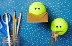 6 Genius Uses for Tennis Balls