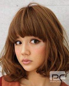 Japan Street beat hair Japanese girls short hair style sweet lovable - Beauty & Fitness - WOMAN Fashion STYLE