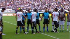 Rodrigo muda versão e diz que não apertou a mão de Fred por discussão #sportv