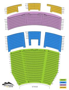 Broken Arrow Performing Arts Center Broken Arrow Oklahoma Pertaining To Tulsa Performing Arts Center Seating Chart Seatingchartattul Seating Charts Buy Tickets Online Online Tickets