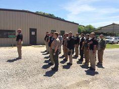 Four Hanceville Reserve Police Officers Pass Pistol Qualification: Adam Burney…