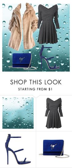 """Sans titre #119"" by li-directioner ❤ liked on Polyvore featuring Giuseppe Zanotti and Lilli Ann"