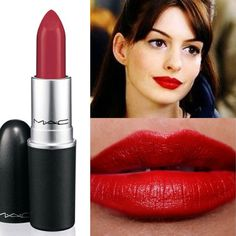 Shop Women's MAC Cosmetics size OS Lipstick at a discounted price at Poshmark. Description: Brand new in box. Bundle for better deals. Mac Chili Lipstick, Mac Lipstick Swatches, Mac Matte Lipstick, Makeup Swatches, Lipstick Colors, Red Lipsticks, Lip Colors, Makeup Lipstick, Mac Russian Red