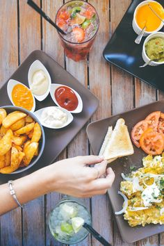 Free stock photo of food, salad, restaurant, person