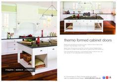 Brochures, Cabinet Doors, Mini, Kitchen, Inspiration, Home Decor, Biblical Inspiration, Cooking, Decoration Home