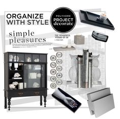 """""""Organize with Style"""" by undici on Polyvore"""