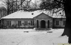 MELTING POT OF CULTURES / NA STYKU KULTUR: Manor house in Niwiski village / Dwór w Niwiskach