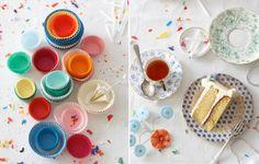 cupcakes and confetti