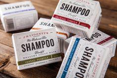 HOW International Design Awards Merit Winner: J.R. Liggett's Shampoo Creative Team: Device Creative Collaborative Shane Cranford, Ross Clodfelter, Noemi Zelaya Client: J.R. Liggett Location: Winston-Salem, NC #packaging #shampoo