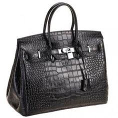 hermes birkin best color - Kim Kardashian wearing Hermes 35cm Birkin Bag in Black Croc. | KIM ...