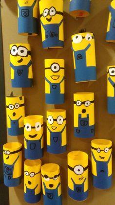 basteln mit kindern 14 tolle ideen mit klopapierrollen kids toilet paper roll toilet. Black Bedroom Furniture Sets. Home Design Ideas
