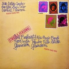 Music is the Best: Captain Beefheart — Strictly Personal