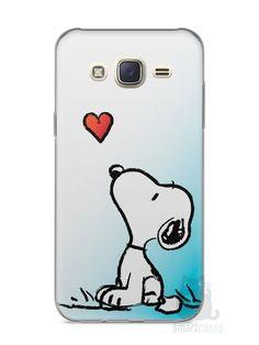 Capa Capinha Samsung J7 Snoopy #23 - SmartCases - Acessórios para celulares e tablets :)