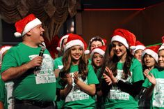 a magical broadway Christmas Maddie ziegler kendall vertes