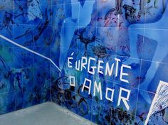 Eugénio de Andrade | street Art Neon Signs