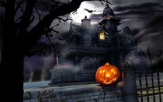 Halloween Nights HD Wallpapers. Download Celebrations Desktop Backgrounds,Photos in HD Widescreen High Quality Resolutions for Free.
