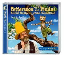 Pettersson und Findus - Kleiner Quälgeist, große Freundschaft (CD). Ab 4 Jahren.