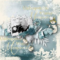 """""""Winter Days"""" by Aurélie Scrap, http://withlovestudio.net/shop/index.php?main_page=product_info&cPath=3_391&products_id=8833#.WCUQgbXU4l8, photo Adina Voicu, Pixabay"""