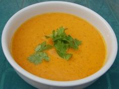 Chilled Spice-Roasted Carrot Soup with Yogurt | Serious Eats : Recipes