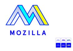 Mozilla Concept Logo – The Impossible M, Quelle: Mozilla