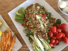 Easy Raw Food Recipes: Check out this amazing recipe from the Buxton Baby crew! Delish...