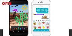 Daha akıllı mesajlaşma uygulaması: Google Allo : Google Android ve IOS için geliştirdiği sohbetiniz esnasında daha fazlasını daha kolay söylemenizi ve yapmanızı sağlayan akıllı mesajlaşma uygulaması Google Alloyu kullanıma açtı.  http://ift.tt/2dLC3wT #Teknoloji   #Google #mesajlaşma #Allo #akıllı #yapmanızı