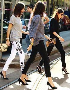 El arte de (no) meterse la camisa por dentro #StyleTip de las Voguettes