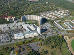 Täby, where I lived in 1990.