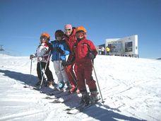 Ski school Kaprun- Ski-Dome Kaprun