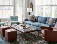 Use a footstool to bring texture, color, and character to any space. Here are the best tips for incorporating a functional footstool in your home. Small Footstool, Storage Footstool, Square Ottoman, Round Ottoman, Foyer Flooring, Ottoman Stool, Interior Design Photos, Living Room Decor