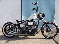 Harley Davidson sportster 1200cc old school bobber/chopper