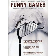 Funny Games Starring: Tim Roth, Naomi Watts, Michael Pitt, Brady Corbet and Devon Gearhart. Directed by Michael Heneke. A remake of his movie of the same name. Movies And Series, Hd Movies, Movies Online, Movies And Tv Shows, Movie Tv, Movie List, Tv Series, Michael Pitt, Naomi Watts