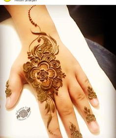 Khafif Mehndi Design, Mehndi Designs Book, Mehndi Designs 2018, Modern Mehndi Designs, Mehndi Design Pictures, Mehndi Designs For Fingers, Beautiful Mehndi Design, Mehndi Designs For Hands, Mehndi Images