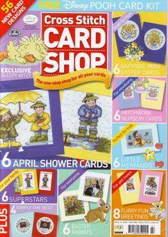 Gallery.ru / Фото #1 - Cross Stitch Card Shop 47 - WhiteAngel