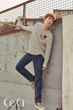 #Kyung #Park Kyung #박경 #Block B #블락비 #k-pop
