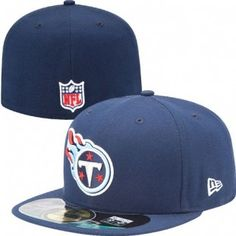 Men's Tennessee Titans New Era Graphite/Navy Gold Collection On Field 59FIFTY Fitted Hat