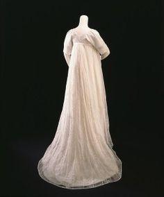 Beautiful Regency gown