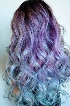 Purple Hair You'll Want to Wear picture 1