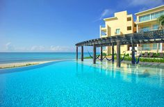 Cancun Vacations - Now Jade Riviera Cancun All Suites Resort - All-Inclusive -Your vacation into the world of Now begins with Unlimited-Luxury; sublime lifestyle comforts that satisfy your appetite for pleasure.