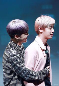 BTS | Jimin & Jin