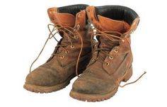 Boots are prone to mildew and other types of mold.
