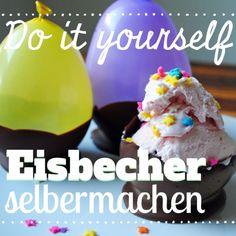 http://eatsmarter.de/ernaehrung/news/eisbecher-selber-machen Hübsche und essbare Eisbecher sind der Hingucker auf jeder Party.