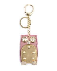 What a Hoot Keychain