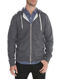 LEVI'S LEVI'S Original Zip Hoodie. #levis #cloth #