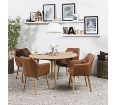 Ess-Sets modern Dining sets ideen home/haus Dining Room Table Dining EssSets Esszimmertisch homehaus Ideen modern Sets Modern Dining Room Tables, Dining Room Furniture, Table And Chairs, Outdoor Furniture Sets, Dining Chairs, Dining Table, Dining Sets, Dining Area, Interior Styling