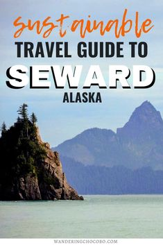 Planning to travel to Alaska? Here's the ultimate responsible travel guide to Seward Alaska including all the best things to do in Seward from a local. I sustainable travel I things to do in Alaska I USA travel I what to do in Alaska I where to go in Alaska I places to go in Alaska I how to travel Alaska I outdoor activities in Alaska I visit Alaska I Alaska travel I Alaska destinations I Alaska outdoor adventures I Alaska adventures I adventures in Alaska I hiking in Alaska I #Alaska… Alaska Travel, Usa Travel, Canada Travel, Alaska Destinations, Seward Alaska, Alaska Adventures, Visit Alaska, Responsible Travel, Sustainable Tourism
