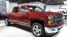 chevy pickup 2014 - Google Search