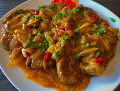 Polish Recipes, Polish Food, Ratatouille, Meat, Blog, Chicken, Dinner, Cooking, Ethnic Recipes